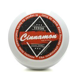 Sapone da Barba Cinnamon Vitos 150 ml