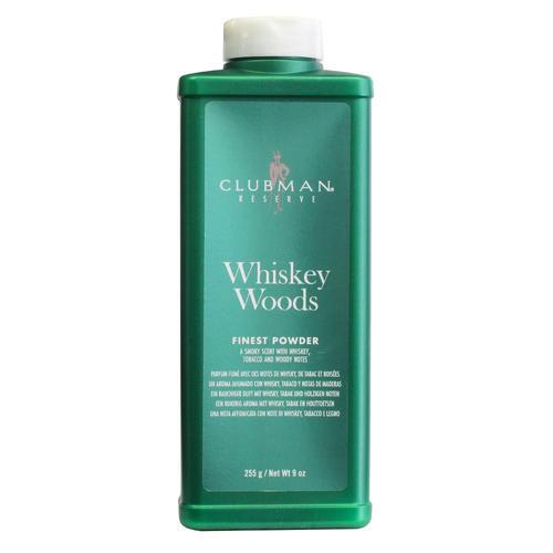 Talco Pinaud Whiskey Woods Clubman 255 g