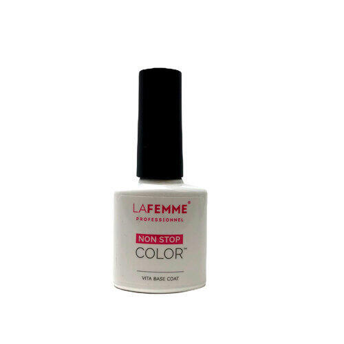 Smalto Gel Polish Ultra Vita Base Coat La Femme 8 ml