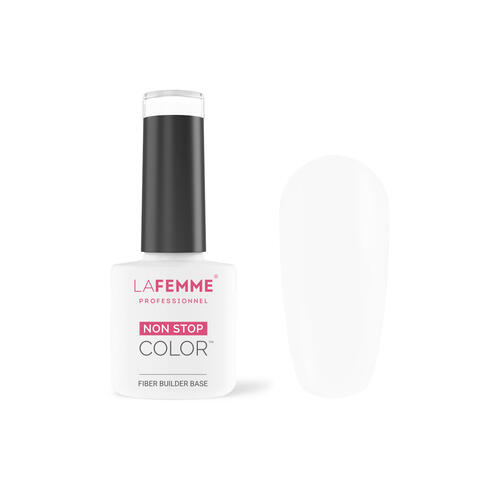Smalto Gel Polish Ultra HD F002 Builder Base Milky White La Femme 8 ml