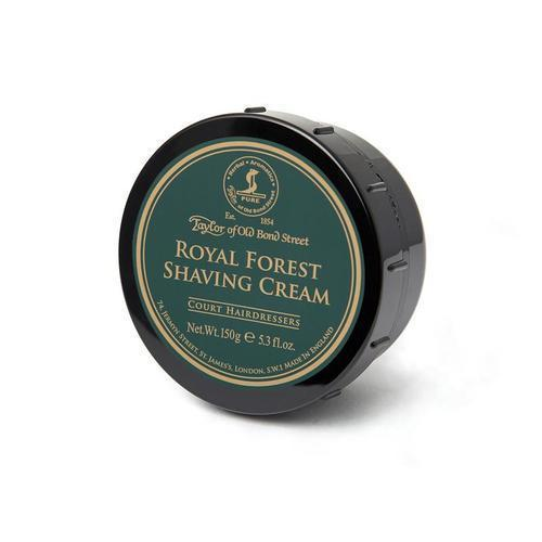 Crema da Barba Royal Forest Taylor ciotola 150 ml.