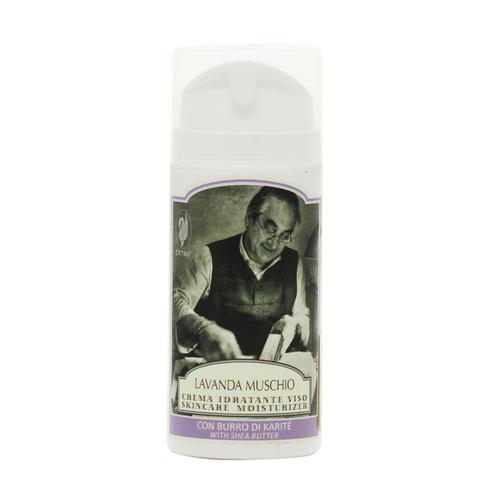 Crema Idratante Viso Lavanda Muschio Extro Cosmesi 100 ml
