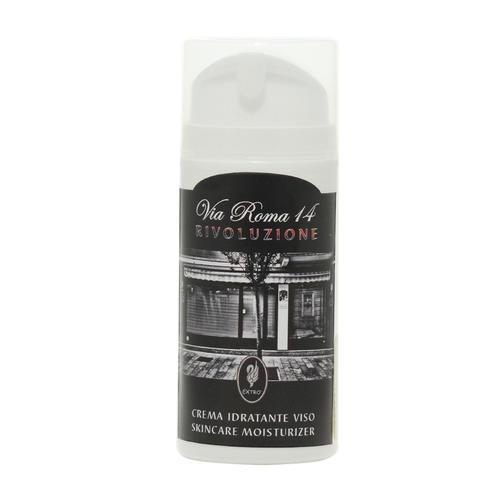 Crema Idratante Viso Via Roma 14 Rivoluzione Extro Cosmesi 100 ml