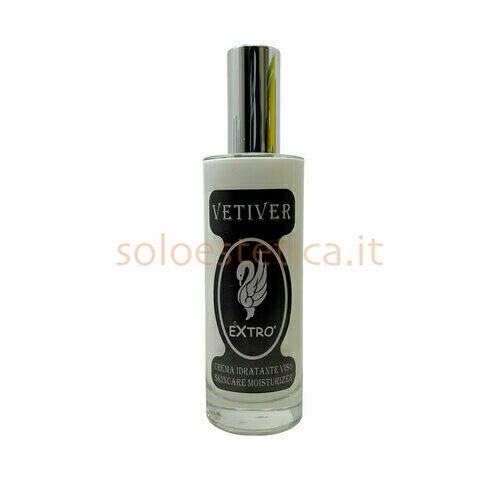 Crema Idratante Viso Vetiver Extro Cosmesi 100 ml