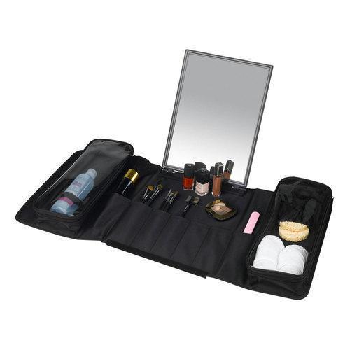 Borsa Beauty Estetista con Specchio e Scomparti Sin