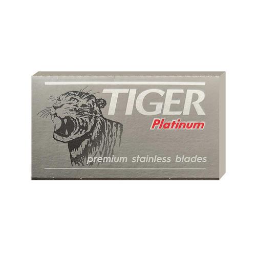 Lametta da Barba Tiger Platinum 1 Pc da 5 Lame