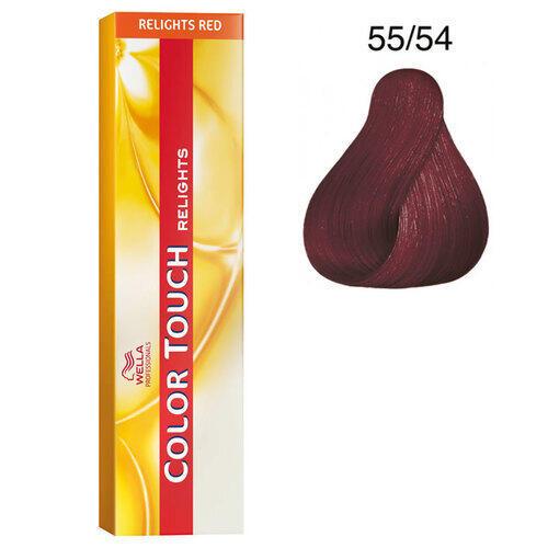 Tintura per capelli No Ammonia Color Touch 55/54 60 ml Wella