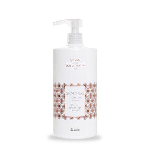 Shampoo Hydrating Argan & Macadamia Oil Biacrè 1000 ml