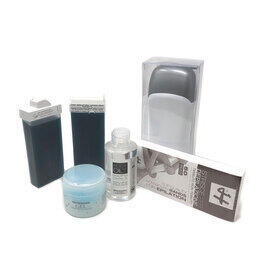 Beauty Kit depilazione Blu