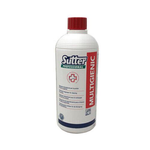 Disinfettante Sgrassante per superfici Multigienic Sutter 500 ml