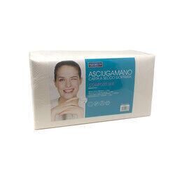 Asciugamano carta a secco goffr. piegato 45x80 Premium 100 pz