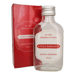 After Shave Rosso Paolo Barrasso 100 ml
