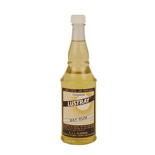 After Shave Bay Rum Lustray 414 ml
