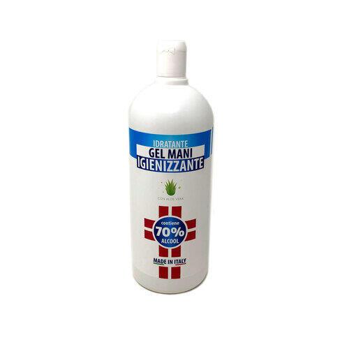 Gel Igienizzante Mani Idratante soloestetica 1000 ml.