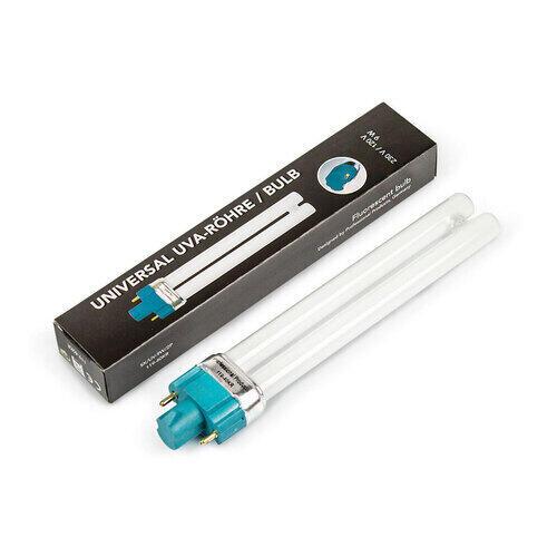 Lampadina ricambio UV 9 Watt Professional attacco verde