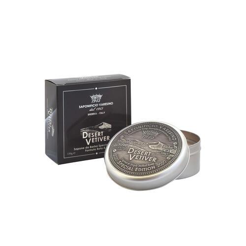 Sapone da Barba Saponificio Varesino Desert Vetiver Ciotola 150 gr.