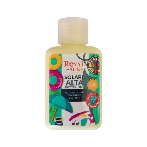 Crema Solare Alta Protezione Spf 30 Bronzao 80 ml
