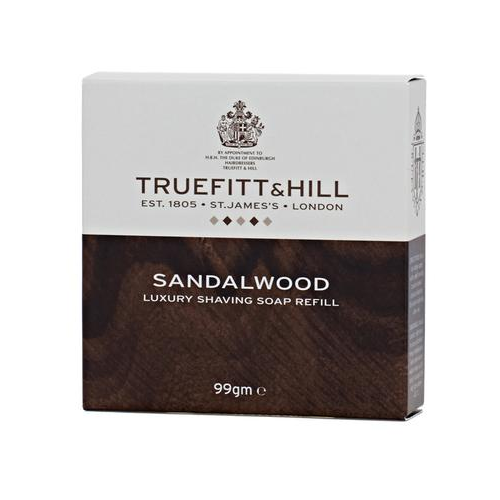 Crema da Barba Ricarica Sandalwood Truefitt & Hill 99 gr