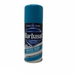 Schiuma da barba Pacific Rush Barbasol 198 ml
