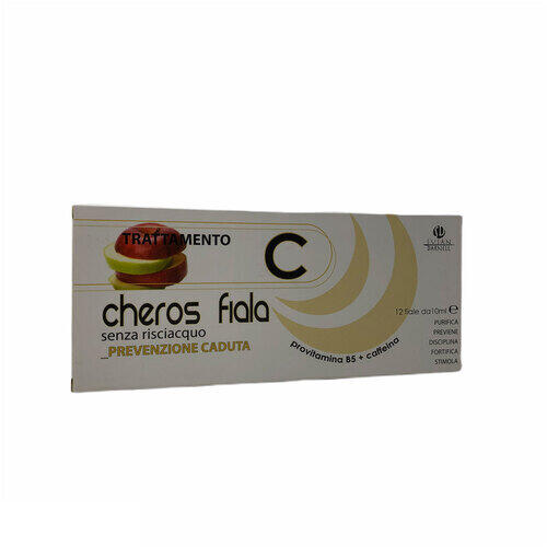 Fiale Prevenzione Caduta Cheros Scatola 12 Fiale 10 ml