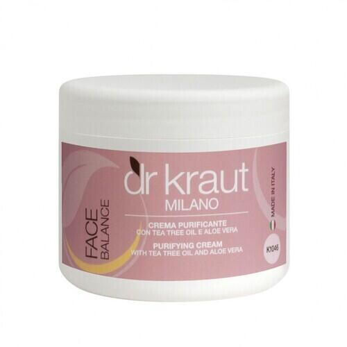 Crema Purificante Viso Dr. Kraut K1046 500 ml