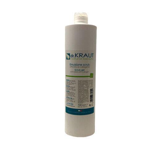 Emulsione Scrub Viso/Corpo Dr. Kraut DK1030 500 ml