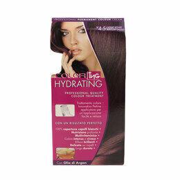 Kit Colorazione Permanente Color Hydrating Ing 4.5 Castano Mogano