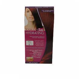 Kit Colorazione Permanente Color Hydrating Ing 6.6 Rosso Rubino