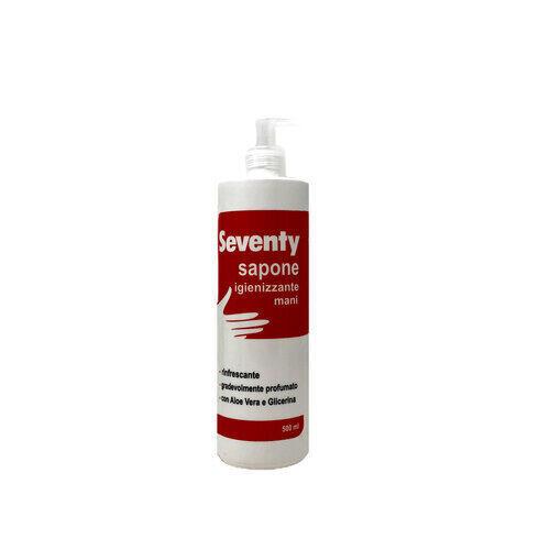 Sapone Igienizzante Mani Seventy 500 ml tmt