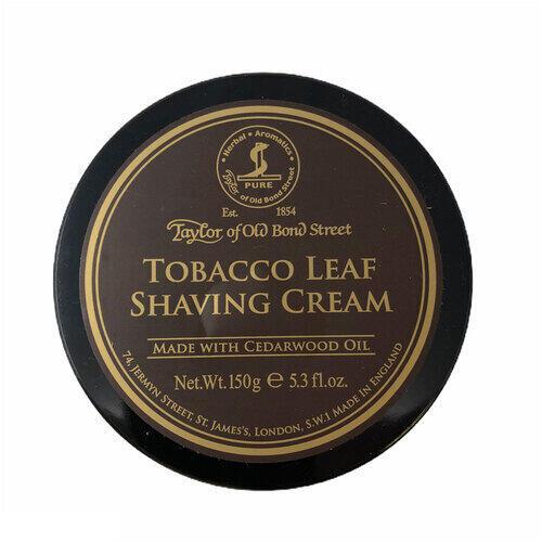 Crema da Barba Tabacco Leaf Taylor ciotola 150 ml.