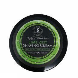 Crema da Barba Lime Zest Taylor ciotola 150 ml.