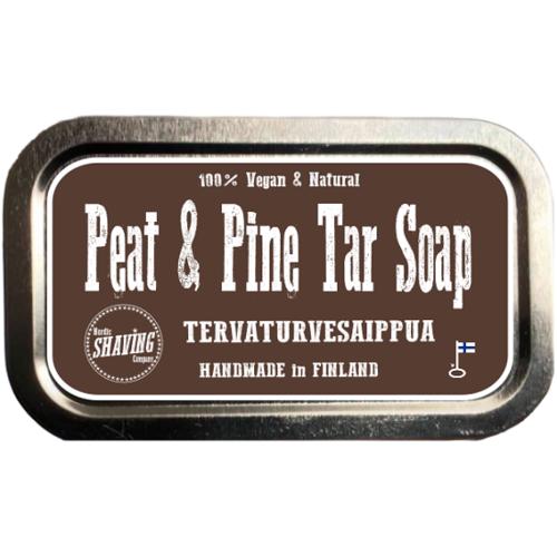 Saponetta da Bagno Bath Soap Nordic Company Pine Tar 82 g