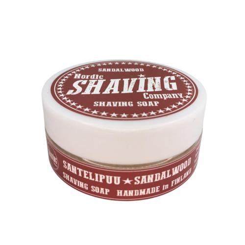 Sapone da Barba Shaving Soap Nordic Shaving Company Sandalwood 40 g