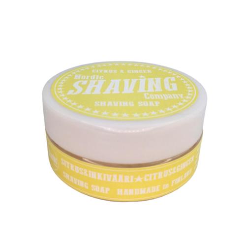 Sapone da Barba Shaving Soap Nordic Shaving Company Citrus e Ginger 40 g