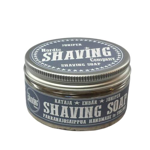 Sapone da Barba Shaving Soap Nordic Shaving Company Juniper 80 g