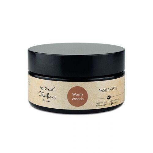 Crema da barba BIO Meissner Tremonia Warm Woods 200 ml.