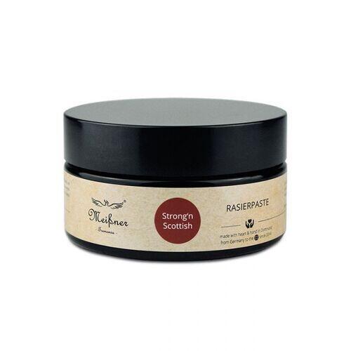 Crema da barba BIO Meissner Tremonia Strong Scottish 200 ml.