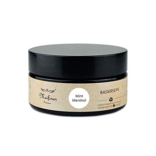 Crema da barba BIO Meissner Tremonia Mint 200 ml.