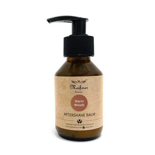 After Shave Balm Warm Woods Meissner Tremonia 100 ml