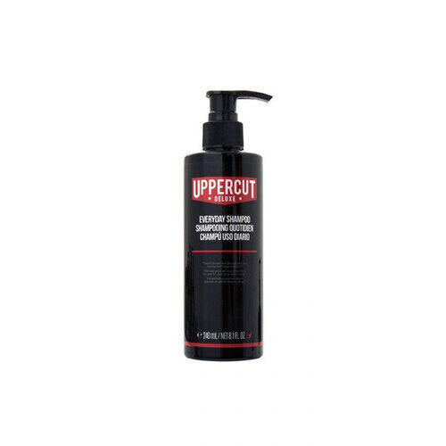 Shampoo Everyday Uppercut Deluxe 240 ml