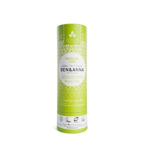Deodorante in Stick Persian Lime Ben e Anna 60 g