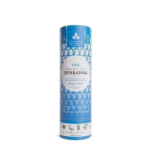 Deodorante in Stick Pure Ben e Anna 60 g