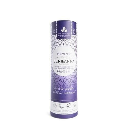 Deodorante in Stick Provence Ben e Anna 60 g