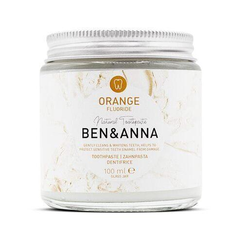 Dentifricio Orange Ben e Anna Vaso 100 ml