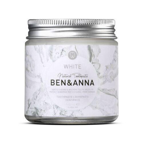 Dentifricio White Ben e Anna Vaso 100 ml