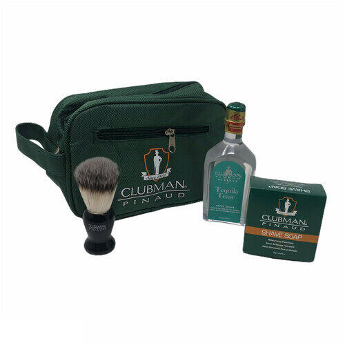 Shave Set Essential Tequila Tease Clubman 40457