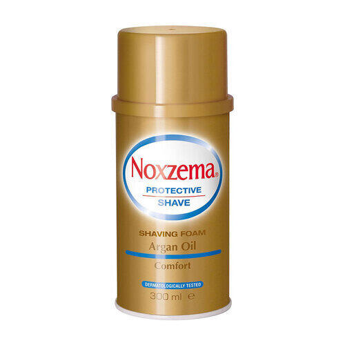Schiuma da Barba Argan Oil Noxzema 300 ml