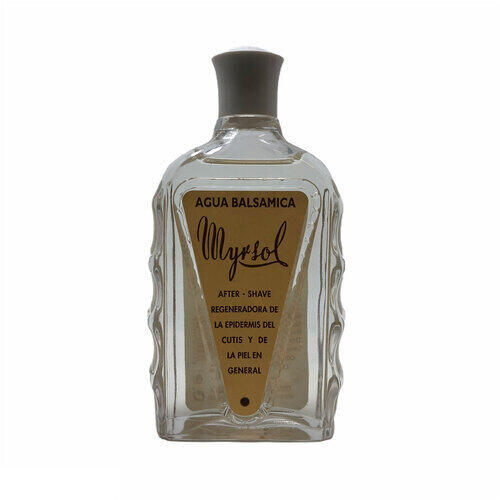 After Shave Agua Balsamica Myrsol 180 ml