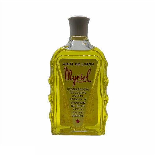 After Shave Agua de Limon Myrsol 180 ml