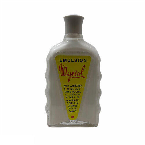 Emulsione Pre Dopo Barba Myrsol 180 ml